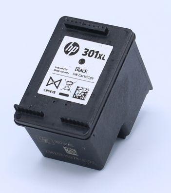 Ankauf original HP 301 XL schwarz leergedruckt