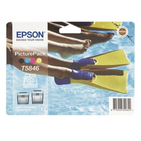 Epson T5846 Tinte 39,1 ml