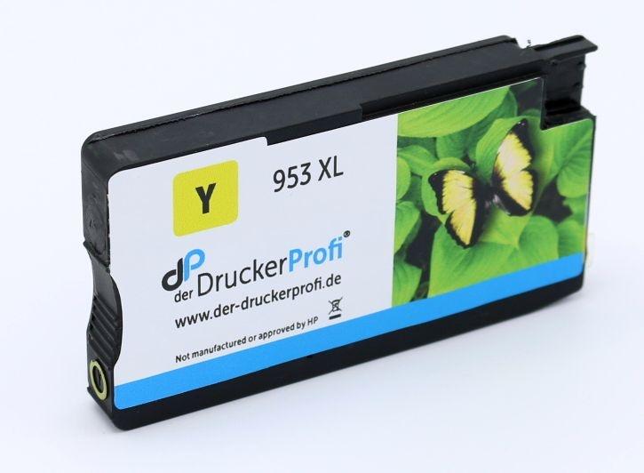 Kompatibel zu HP 953XL Tinte gelb 20 ml