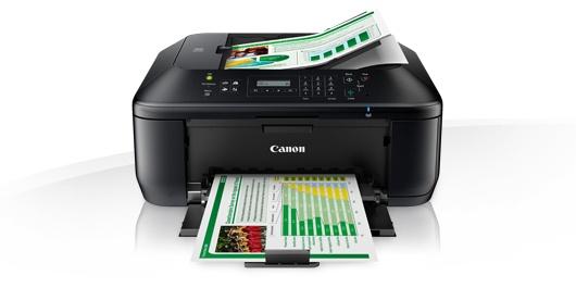 Canon PIXMA MX475 4-in-1 Tintenstrahl-Multifunktionsdrucker
