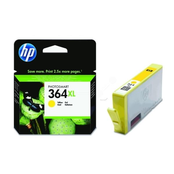 HP 364XL Tinte gelb 6 ml