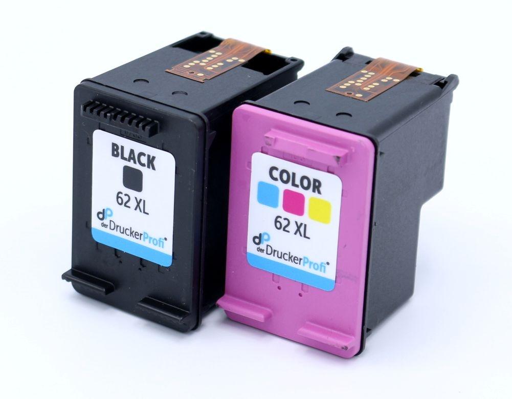 Kompatibel zu HP 62 XL MultiPack Tinte