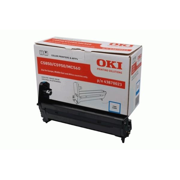 OKI 43870023 Drum Kit