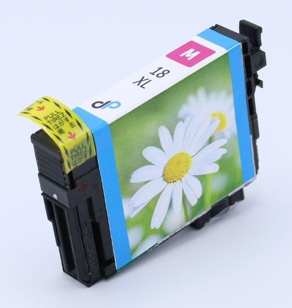 Kompatibel zu Epson 18XL Tinte magenta 6,6 ml / Margerite