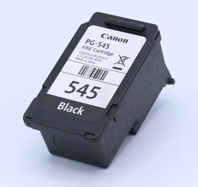 Ankauf original Canon PG545 schwarz leergedruckt