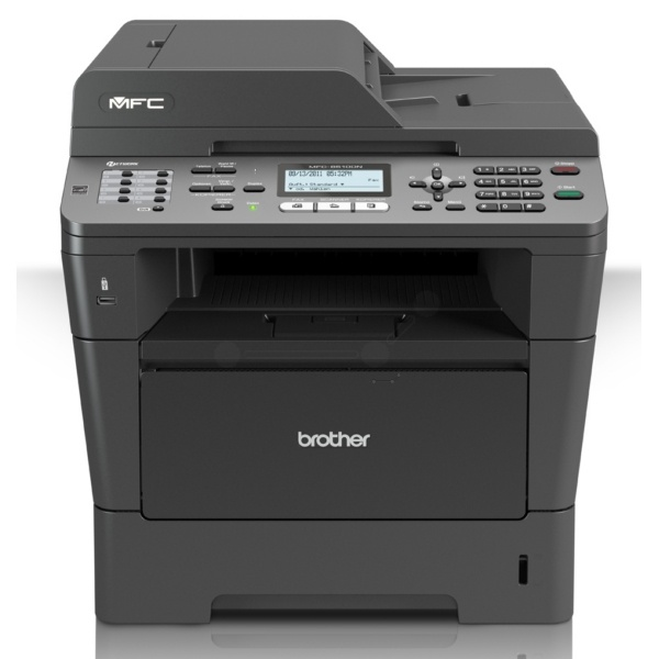 Brother MFC-8510DN, 4in1 Multifunktions-Laserdrucker