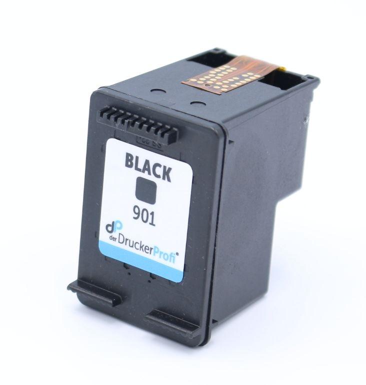 Kompatibel zu HP 901 Tinte schwarz 4 ml