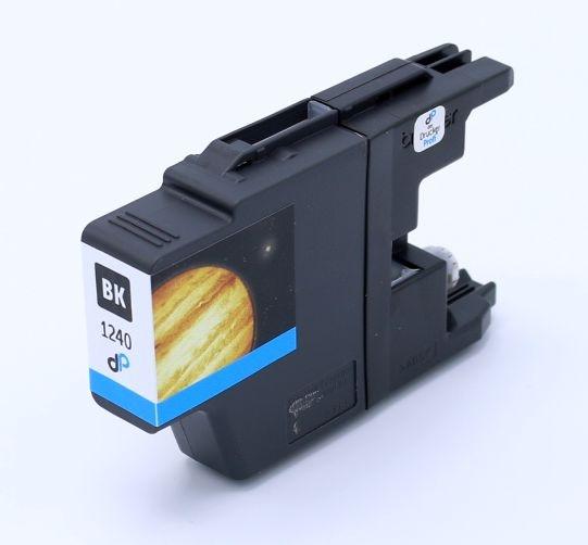 Kompatibel zu Brother LC1240BK Tinte schwarz