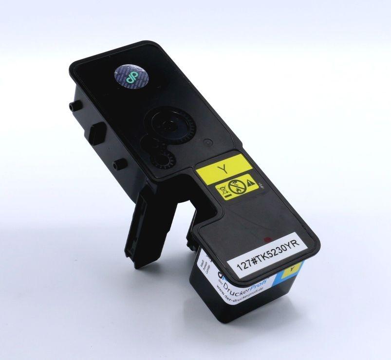 Kompatibel zu Kyocera TK-5230 Y Toner gelb