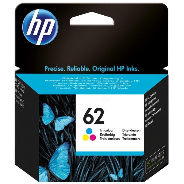 HP 62 Tinte color