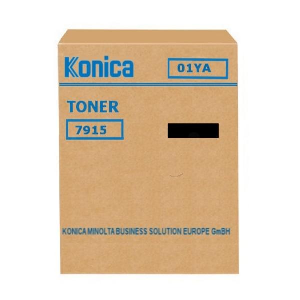 Konica Minolta 01YA Toner schwarz