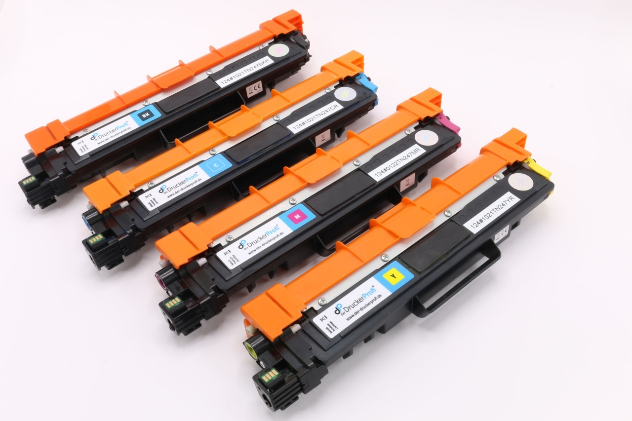 Kompatibel zu Brother TN247CMYK Toner MultiPack