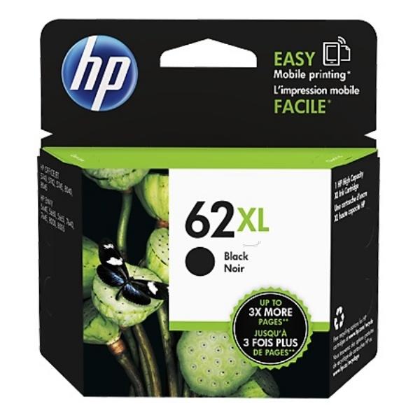 HP Druckkopfpatrone schwarz 62XL C2P05AE