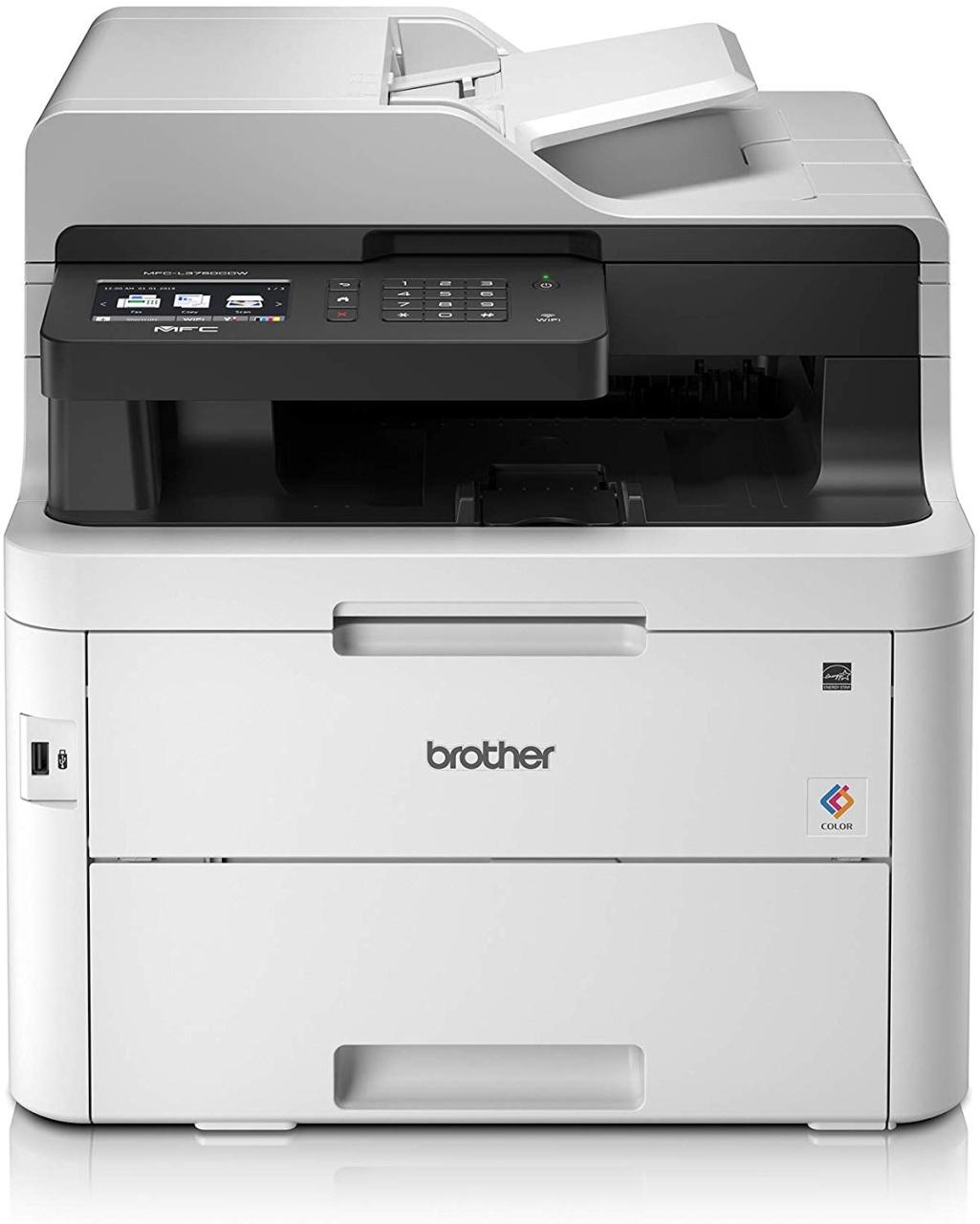 Brother MFC-L3750CDW 4-in-1 Farblaser-Multifunktionsdrucker