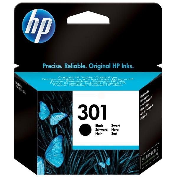 HP 301 Tinte schwarz 3 ml