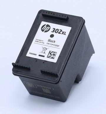 Ankauf original HP 302 XL schwarz leergedruckt