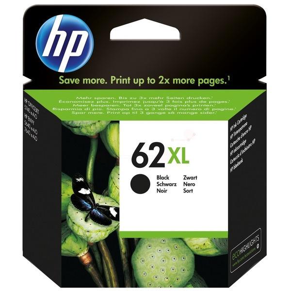 HP 62XL Tinte schwarz