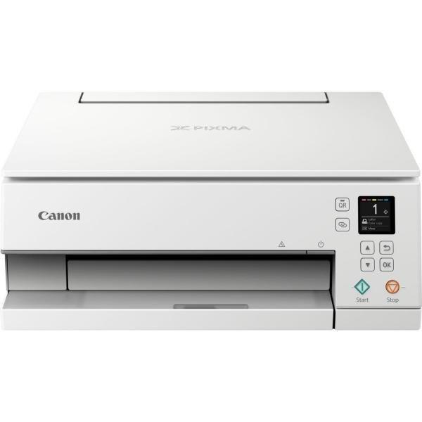 Canon PIXMA TS6351 Tintenstrahl-Multifunktionsdrucker, weiß