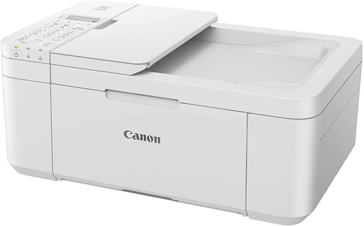 Canon PIXMA TR4551 4-in-1 Tinten-Multifunktionsdrucker weiß