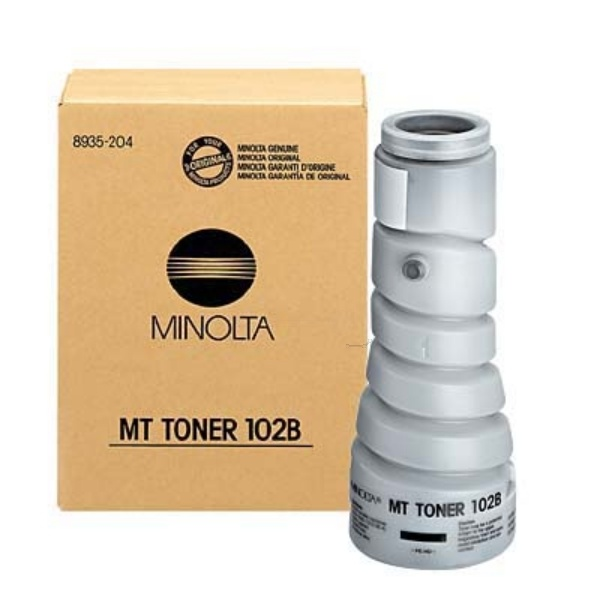 Konica Minolta 102 B Toner schwarz
