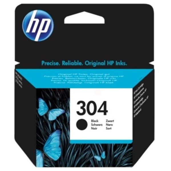 HP Tintenpatrone schwarz 304 N9K06AE