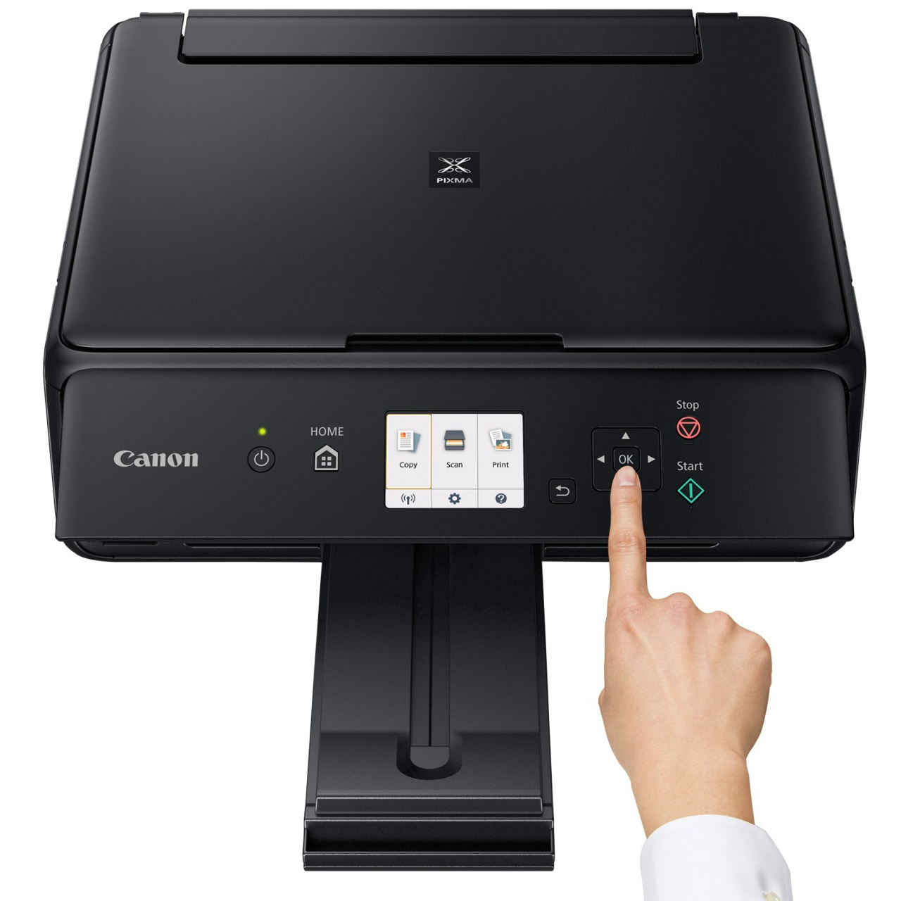 Canon PIXMA TS5050 3-in-1 Tintenstrahl-Multifunktionsdrucker
