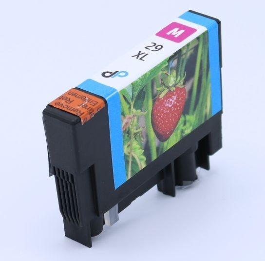 Kompatibel zu Epson 29XL Tinte magenta 6,4 ml / Erdbeere