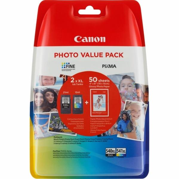 Canon 540XL/541XL MultiPack Tinte