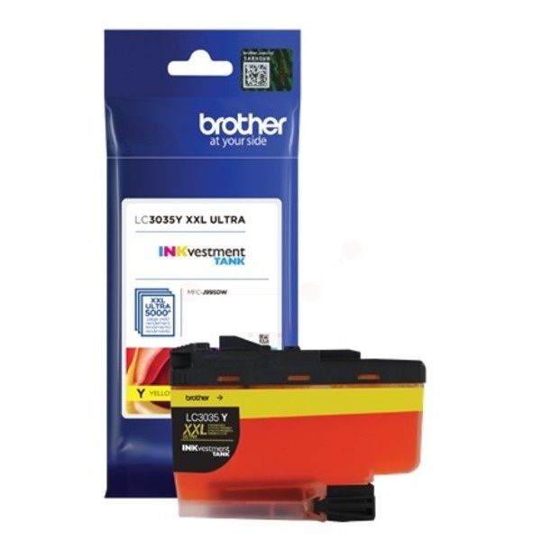 Brother Tintenpatrone gelb LC3035Y