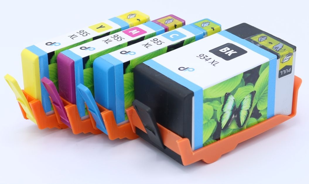 Kompatibel zu HP 934XL/935XL MultiPack Tinte