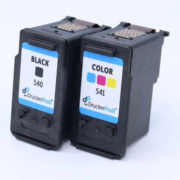 Kompatibel zu Canon 540 541 MultiPack Tinte 8 ml