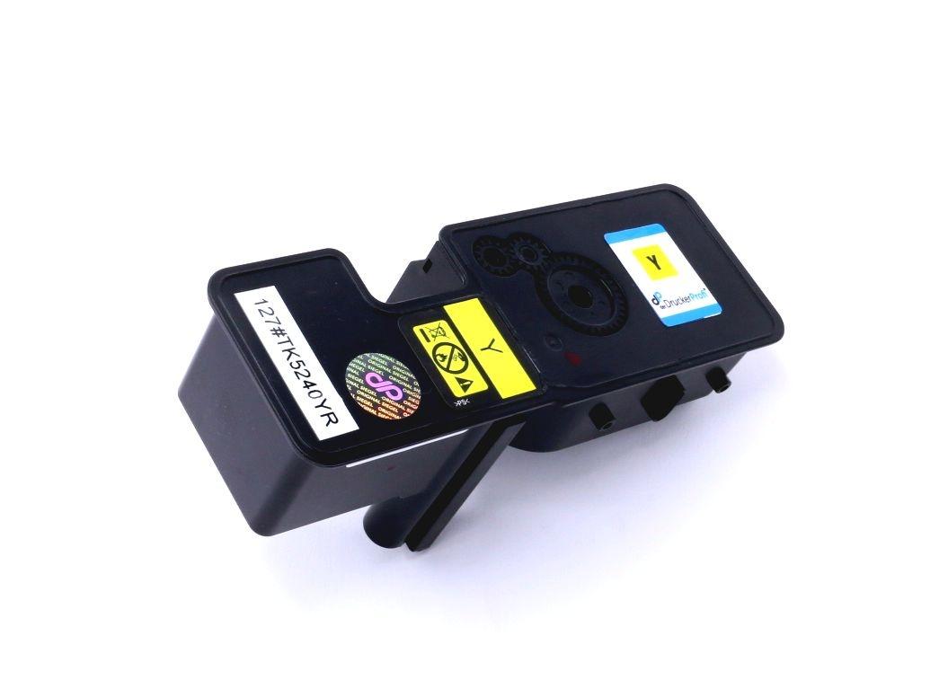 Kompatibel zu Kyocera TK-5240 Y Toner gelb