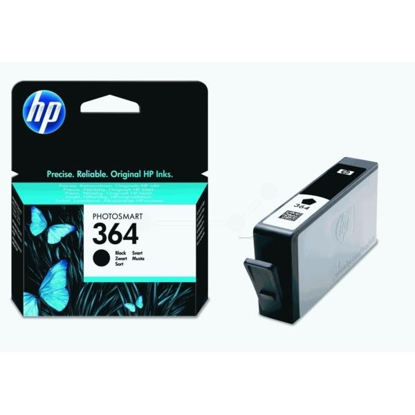 Hewlett Packard Tintenpatrone schwarz NO 364 CB316EE