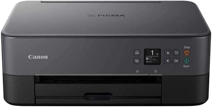 Canon PIXMA TS5350 3 in 1 Farb-Tintenstrahldrucker, Schwarz