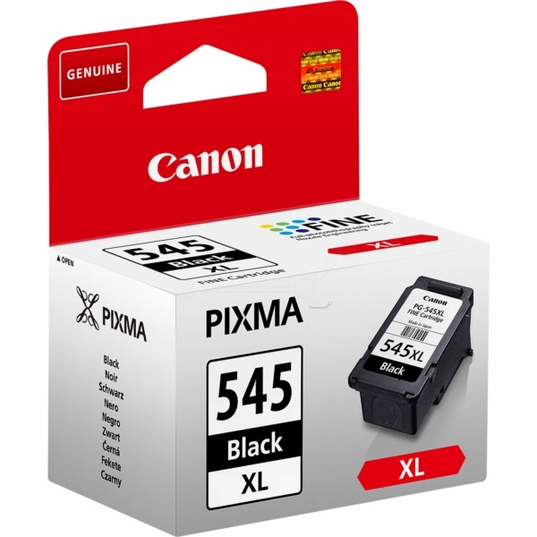 Canon PG-545 XL Tinte schwarz 15 ml
