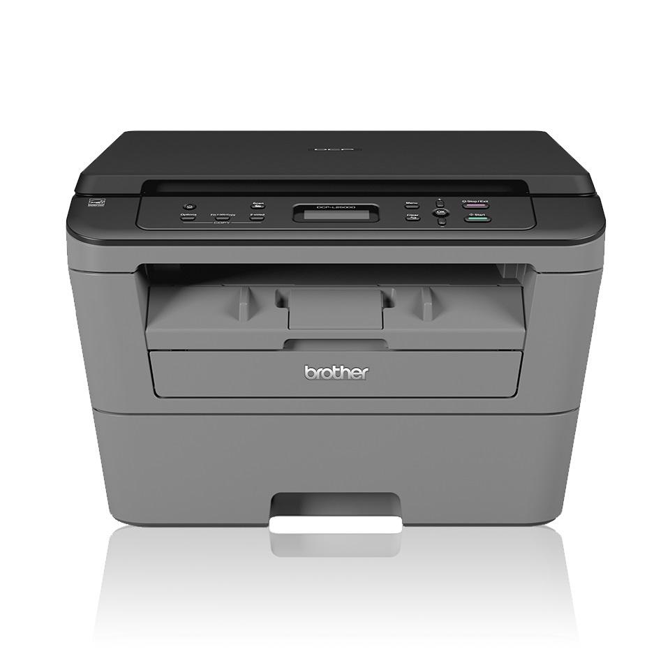 Brother DCP-L2500D S/W 3in1 Laserdrucker A4/Duplex