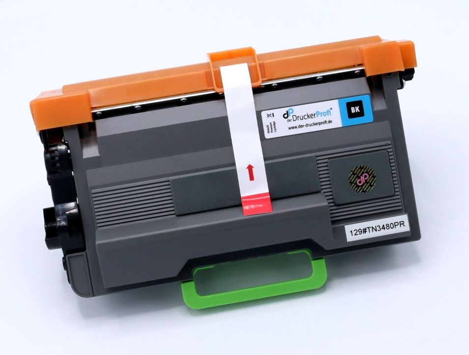 Kompatibel zu Brother TN3480 Toner schwarz
