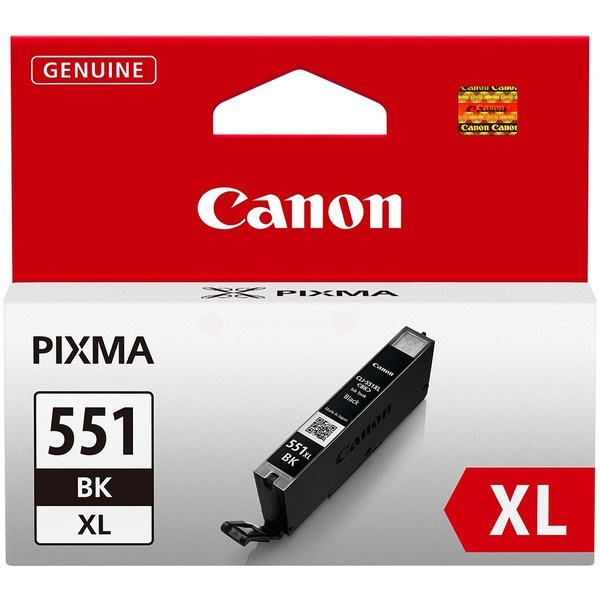 Canon CLI-551 BKXL Tinte schwarz 11 ml
