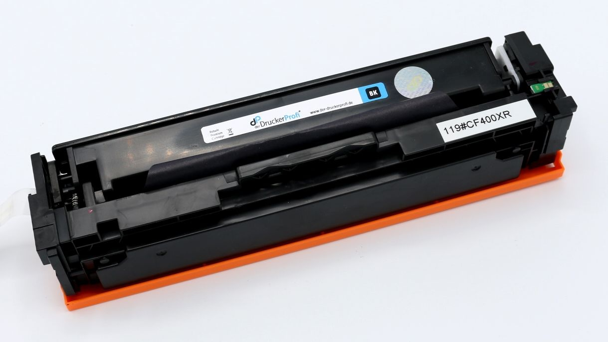 Kompatibel zu HP 201X Toner schwarz