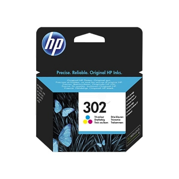 HP Tintenpatrone color  F6U65AE