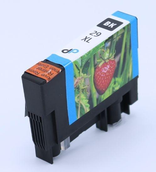 Kompatibel zu Epson 29XL Tinte schwarz 11,3 ml / Erdbeere