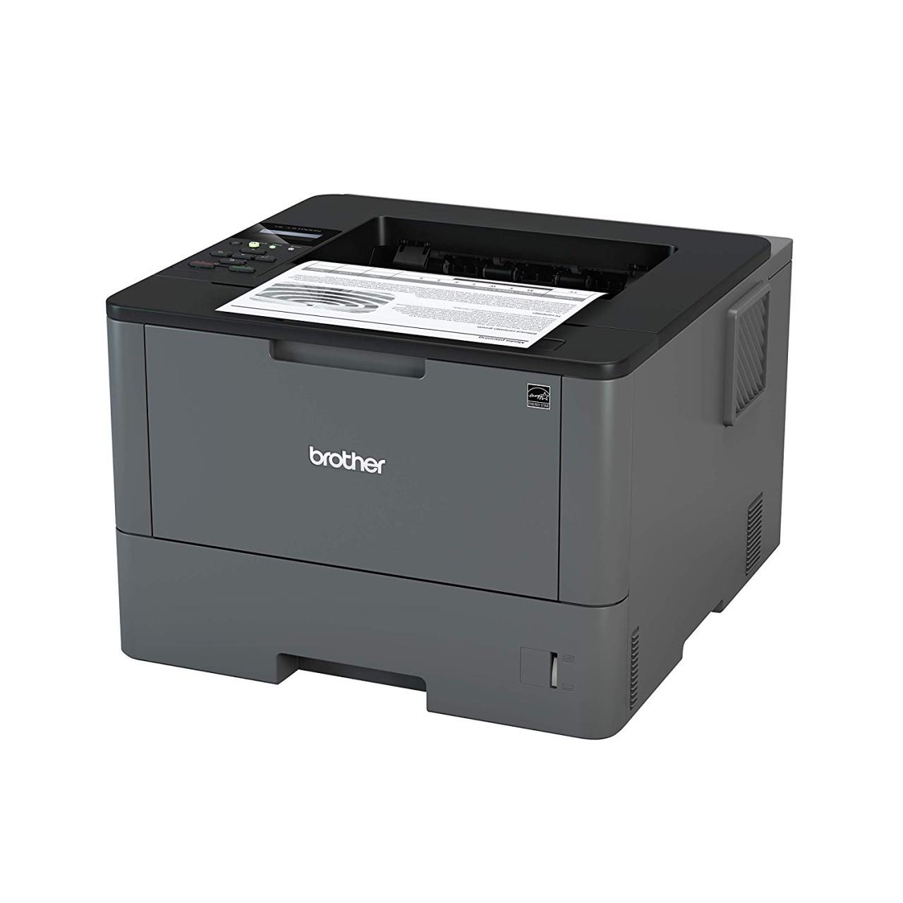 Brother HL-L5100DN S/W Business Laserdrucker bis DIN A4