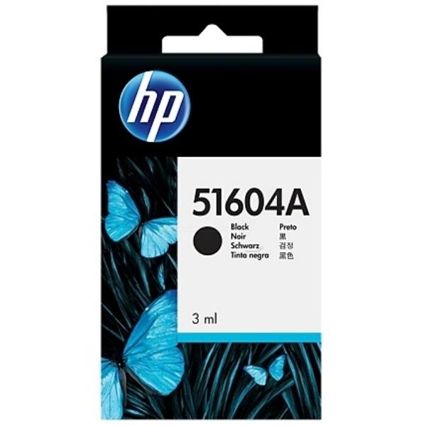 HP 51604A Tinte schwarz 3 ml