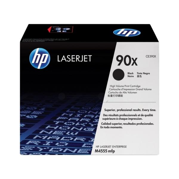 HP Tonerkartusche schwarz Contract 90X CE390XC