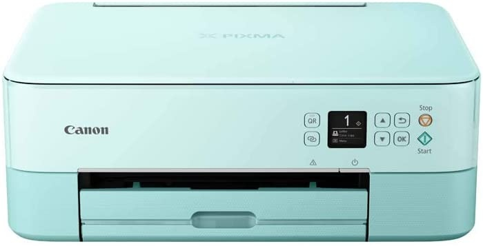 Canon PIXMA TS5353 3 in 1 Farb-Tintenstrahldrucker Mint