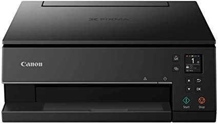 Canon PIXMA TS6350 Tintenstrahl-Multifunktionssystem,schwarz