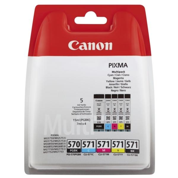 Canon CLI-570571 MultiPack Tinte