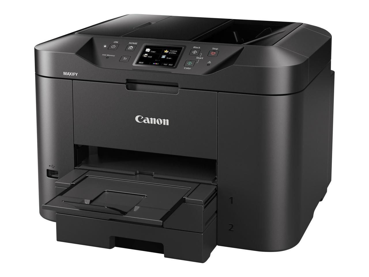 Canon MAXIFY MB2750 4-in-1 Tinten-Multifunktionsdrucker