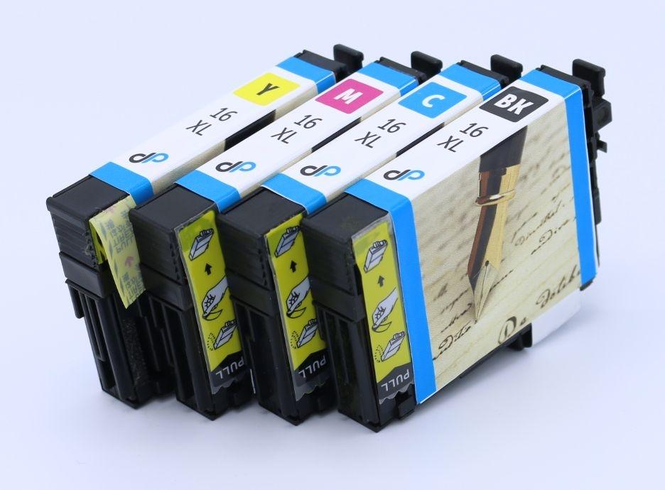 Kompatibel zu Epson 16XL MultiPack Tinte / Füller