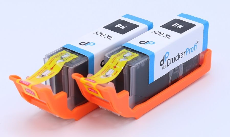 Kompatibel zu Canon PGI-570 PGBKXL Tinte schwarz 22 ml